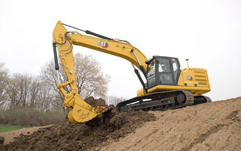 used crawler excavator for sale