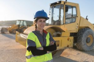 women in the construction business